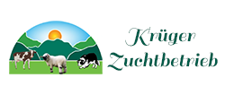 Krügers Zuchtbetrieb Logo